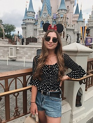 Fashion Sensored -  - Disney Word Outfit!