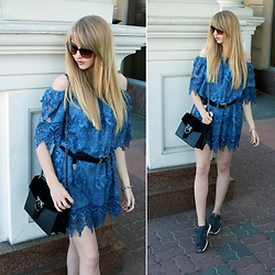 Diane Fashion -  - Blue dress
