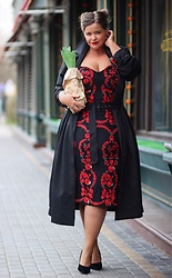 Katerina - Citychic - Dolce Dress