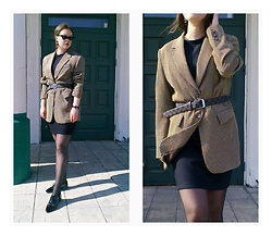 MARIA NECHEPURENKO -  - The perfect jacket