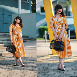 Anastasia -  - Yellow Dress