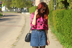 Karolina K - Second Hand Polka Dot Blouse - Everything Goes My Way