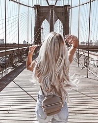 Emily Hannon -  - Brooklyn Bridge