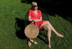 Sabine K -  - RAFFIA IN THE SUN