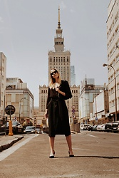 TripByTriplets B. - Zara Dress, Gucci Bag, Aldo Shoes - CITY VIBES