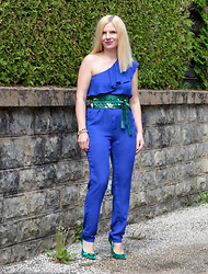 Alice So -  - Party jumpsuit