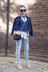 Ala Anigacz -  - ALL DENIM EVERYTHING