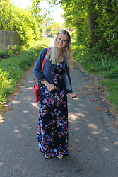 Kristina Dinges -  - Maxidress