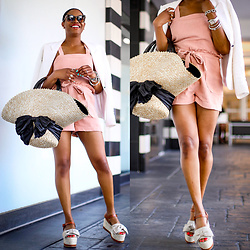 Monica Awe-Etuk -  - HOW TO WEAR HEAD-TO-TOE LINEN