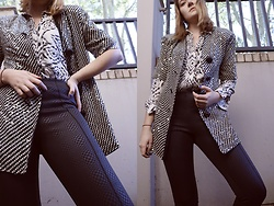 Lootsin Loots - Lootsinfashion Sequin Jacket, Lootsinfashion Pants - Sequin