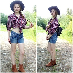 Mrs Katarina - Boomoutlet Backpack - Cowgirl