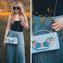 Wioletta M -  - Mint Bag DIY & Summer Look