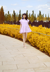 Kary Read♥ - Dress - Yellow Summer♥
