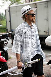 INWON LEE -  - Paisley Bandana Summer Fit