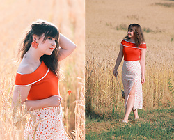 Anastasia -  - Retro Skirt