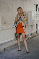 Laura⎢Les factory Femmes - Edited Coat, Zara Shoes, Furla Bag - Scandi Chic