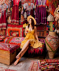 Viktoriya Sener - Hellomolly Dress - IN THE CARPET SHOP