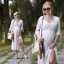 Daria Darenia - Zaful Dress - Summer Look