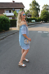 Kristina Dinges -  - Casual jeans dress