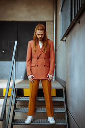 Maik - Tiger Of Sweden Blazer, Tiger Of Sweden Pants - Summer colours