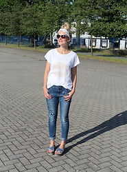 Kristina Dinges -  - Casual Jeans