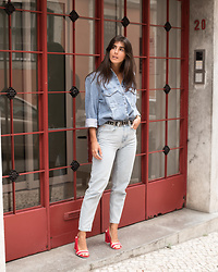 Patricia Marques -  - Denim