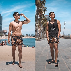 Leo Chan - Levitate Style What To Wear To The Beach - What to Wear: Beach Ready