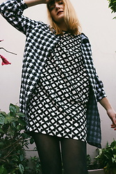 Lootsin Loots - Lootsin Dress, Lootsin Coat - Geometric patterns
