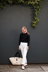 Daniella Robins - J Brand Jeans - OUTFIT 2: Saturday Shopping