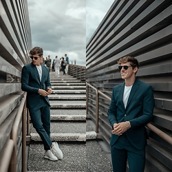 Matthias Geerts -  - Day two Pitti Uomo