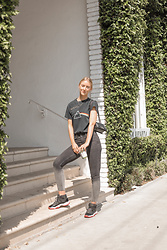 Katie Van Daalen Wetters - Nike Bred 11, Chanel Boy Bag - Vintage Black on Black