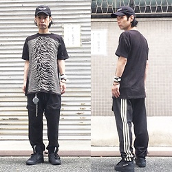 @KiD - (K)Ollaps Post Punk, Joy Division Unknown Pleasures, Y 3 Jersey, Vivienne Westwood Cigarettes Case, Puma Mcq - JapaneseTrash446