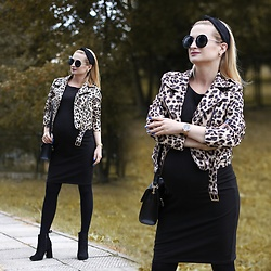 Daria Darenia - Milk&Love Dress - Autumn Leopard