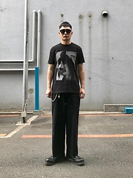 ★masaki★ - Jesse Draxler T006, Ch. Wide, Dr. Martens Made In England - Minimalism