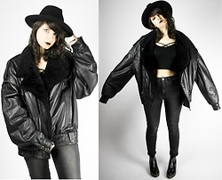 Maze - Vintage Leather Jacket - I love rock'n'roll