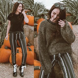 Shelly Stuckman - Charlotte Russe Whole Look - Halloween Movies