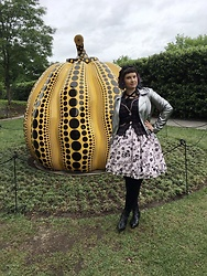 Badia Cupcake - Metamorphose Skirt - It's a pumpkin!