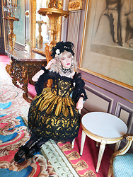 Liv Robroek - Haenuli Promise Of The Eternal - Gothic Lolita Coord | Spellbound