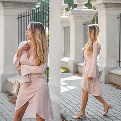 Gabriela Grębska - Na Kd Dress, Shein Bag, Topshop Shoes - Wedding outfit