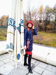 Natalyushka -  - An umbrella like a sail......