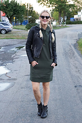 Kristina Dinges -  - Hoodie Dress
