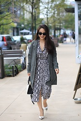 Kimberly Kong -  - The Ultimate Snakeskin Dress + Other Fab Options Under $75