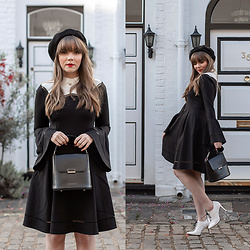 Eloise Alice -  - The Black and White classic for Autumn
