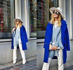 Ruxandra Ioana - Mbym Coat - Turn