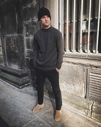Dbrodovski - Primark Hat, Topman Jumper, H&M Pants, Zara Shoes - Alcatraz man*