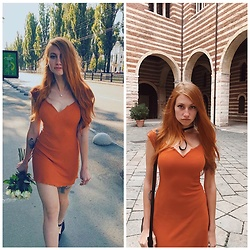Umbird - Pull & Bear Dress - Verona look