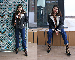 Anastasia Burmistrova -  -  Cozy look for winter