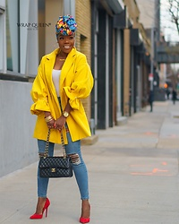 Kelly W -  - My Love For Yellow