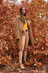 Deborah B - Deichmann Shoes, H&M Belt - Missing autumn..