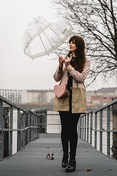 Andrea Funk / andysparkles.de - Vila Jacket - When it rains...